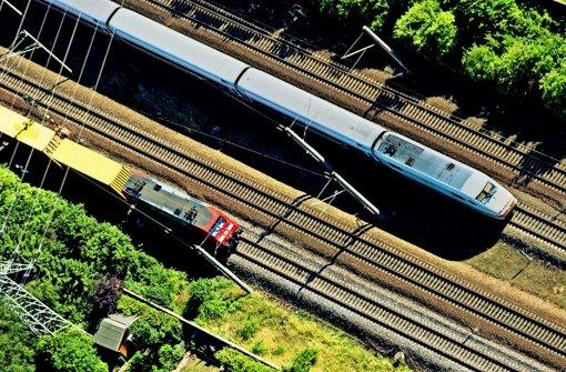 Bahn-Manager kennen Risiken seit Jahren