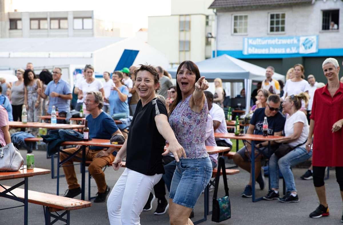 Das Open-Air-Programm des Kulturnetzwerkes wurde gefördert – mit Erfolg Foto: Stefanie Schlecht