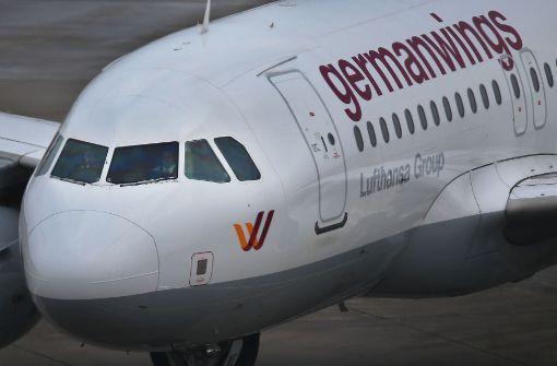 Pilot bricht Flug ab
