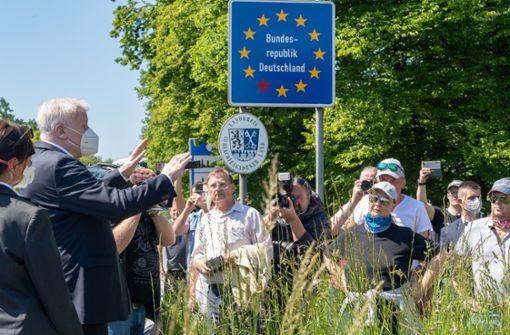 Österreich und seine Nachbarn planen Grenzöffnung