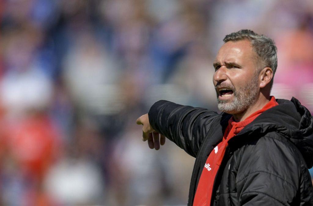 Neuer Trainer des VfB Stuttgart: Tim Walter kommt von Holstein Kiel. Foto: dpa