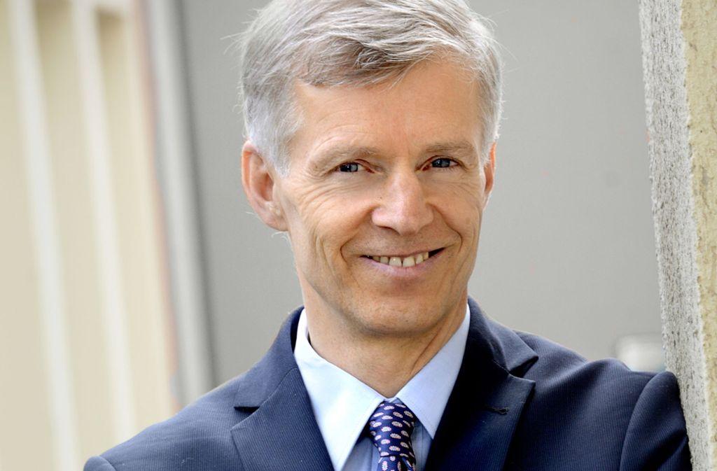 Christian Kreiß glaubt, dass die Rezession mindestens zwei Jahre anhalten wird.Foto:privat Foto:
