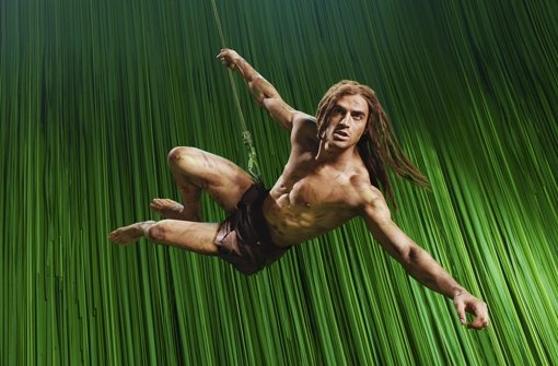 Musical Tarzan nur noch bis Sommer