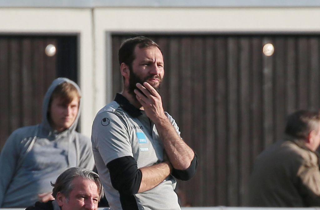 Tobias Flitsch übernimmt bei den Stuttgarter Kickers Foto: Pressefoto Baumann