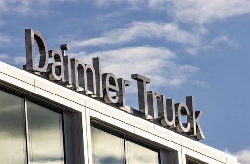 Lastwagenhersteller setzt immer weniger auf Verbrennermotoren
