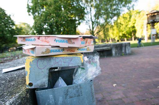 Grüne fordern Reparatur des Stadtgartens