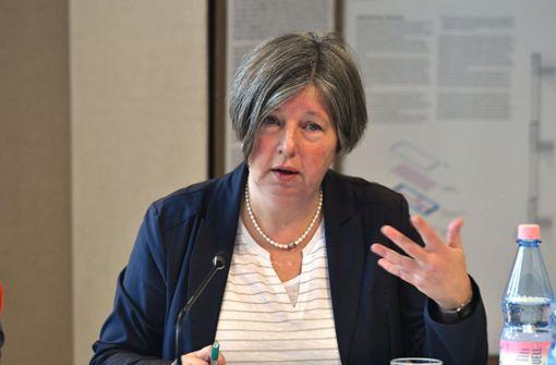 Berliner Bausenatorin Katrin Lompscher tritt zurück