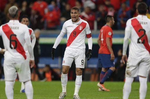 Peru besiegt Chile und folgt Brasilien ins Finale