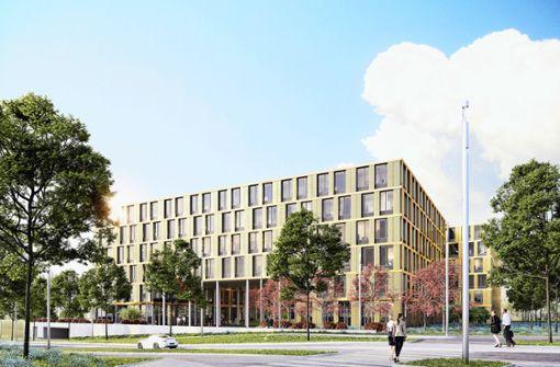 Wissenscampus in Weilimdorf wächst