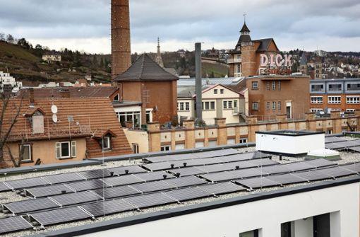 Gibt es bald mehr Photovoltaikanlagen  in Esslingen?