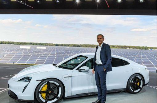 Warum Porsche Batteriezellen  in Tübingen fertigt