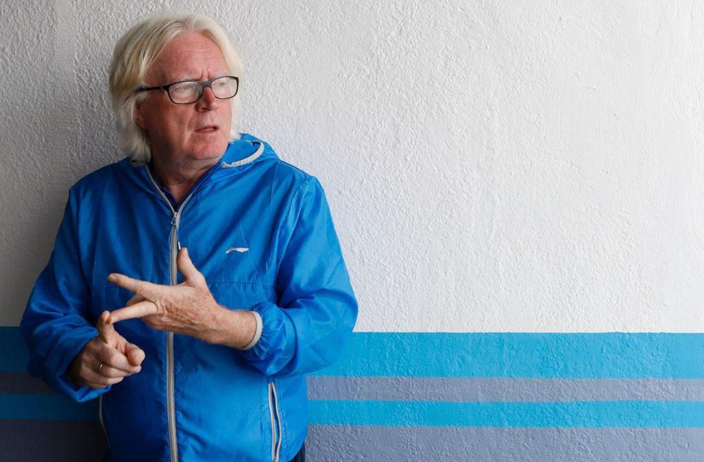 Sehen wir Winfried Schäfer bald wieder in der 2. Bundesliga? Foto: dpa/Farshid-Motahari Bina