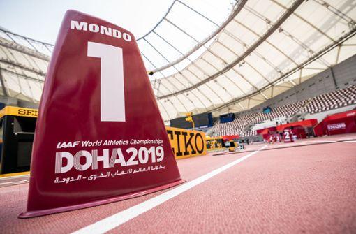 Sprinterinnen erreichen Kompromiss bei Leichtathletik-WM