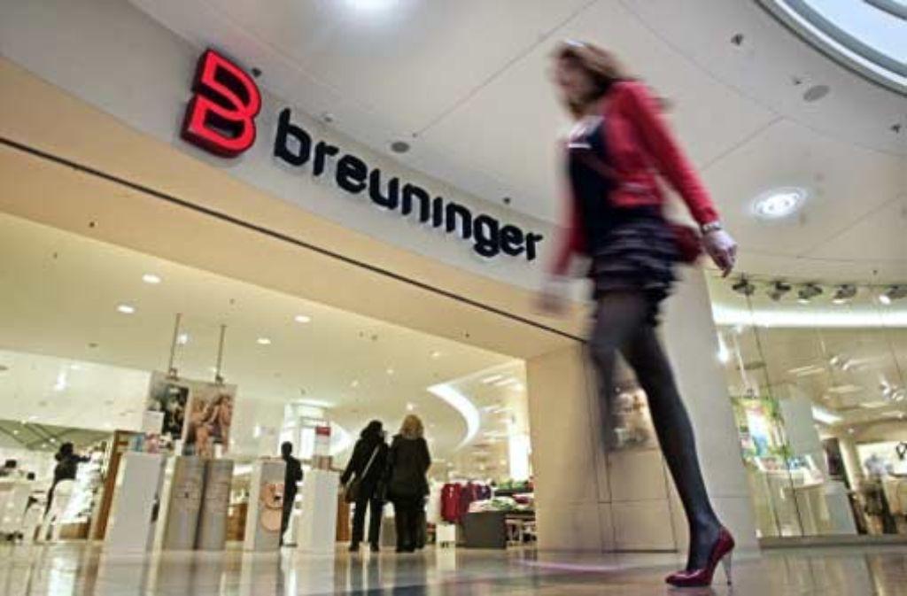 In der eleganten Einkaufswelt des Unternehemens Breuninger herrscht ein belastetes Betriebsklima. Denn es gibt Streit über die Betriebsratswahlen. Foto: Weise