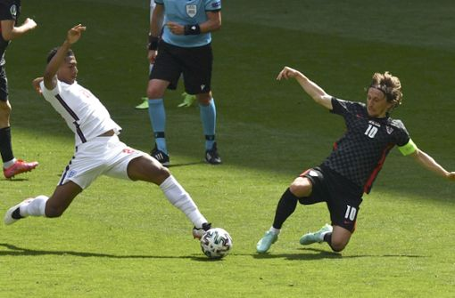 """""""Kroatien spielt, als wären sie von einem 35-Jährigen abhängig"""""""