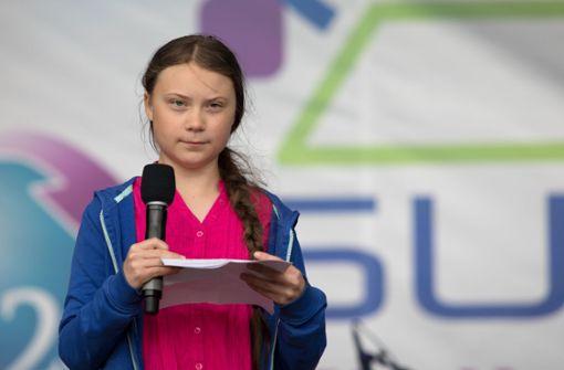 Greta Thunberg will ein Jahr lang nicht zur Schule gehen