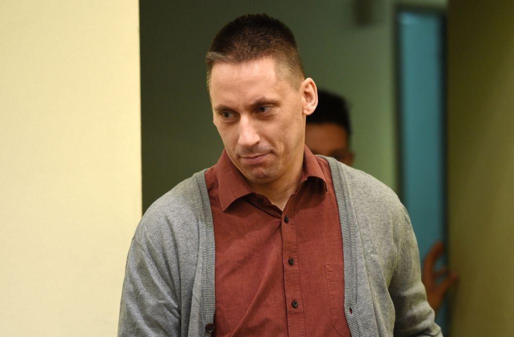 Der Mitangeklagte Ralf Wohlleben ist mit seinen Anträgen vor dem Münchner Gericht gescheitert. Foto: dpa