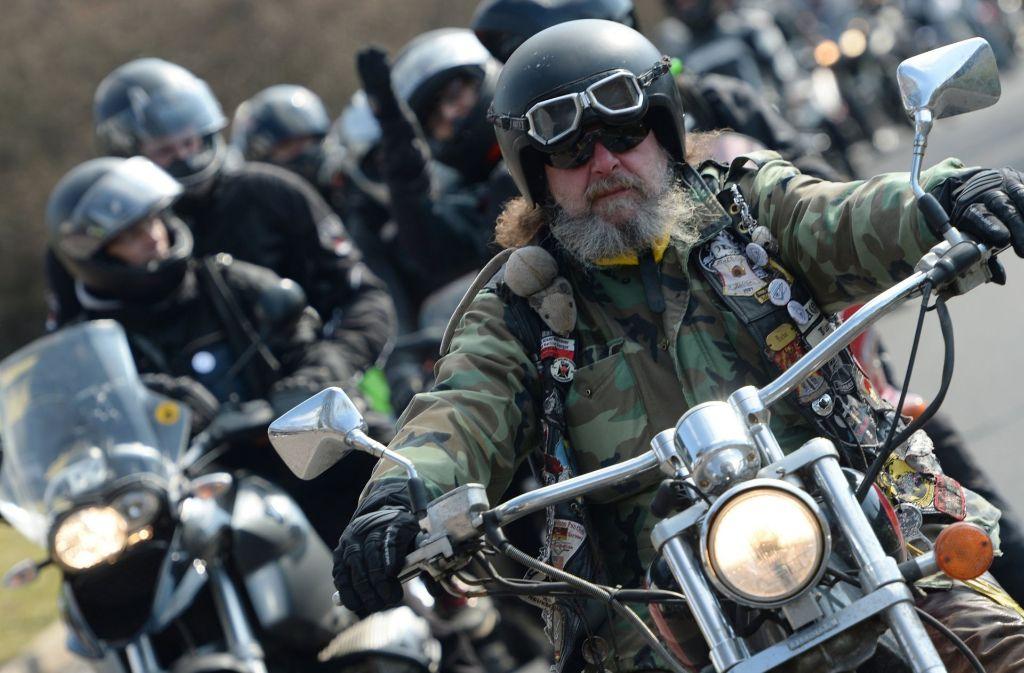 Wohin geht die Reise? Wo die Bike-Days künftig stattfinden werden ist noch unklar. Foto: dpa