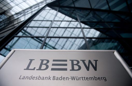 LBBW-Gewinn stabil