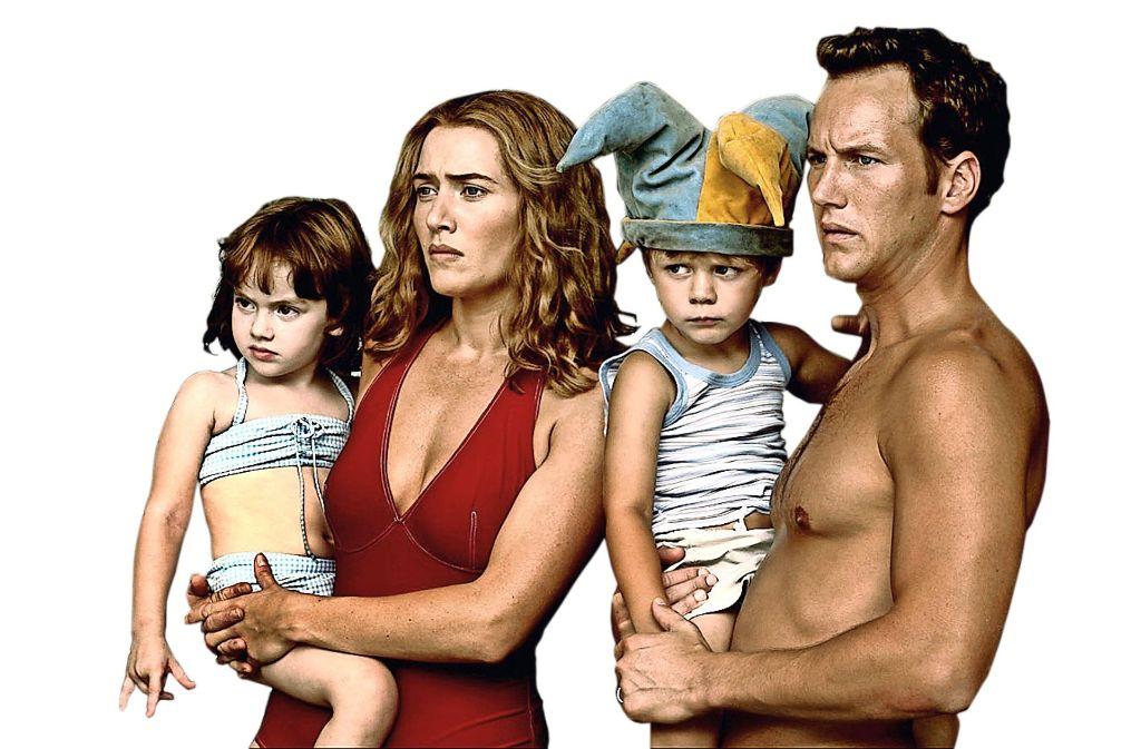 """Auch bockige Kinder: Kate Winslet  im Film """"Little Children"""" Foto: Verleih"""