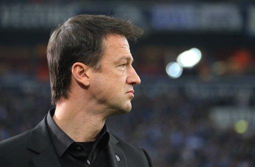 Fredi Bobic ist einer der größten Verlierer auf dem Weg in den Tabellenkeller. Der VfB Stuttgart hat eine ganz schön verkorkste Saison hinter sich. Wir blicken in der Bildergalerie zurück. Foto: Baumann
