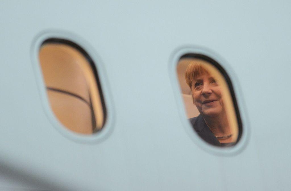 Für Flüge der Kanzlerin und des Bundespräsidenten wird künftig noch mehr Vorsorge getroffen. Foto: dpa
