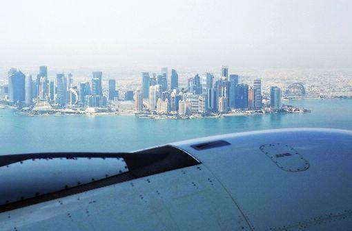 Konflikt um Katar belastet Börse