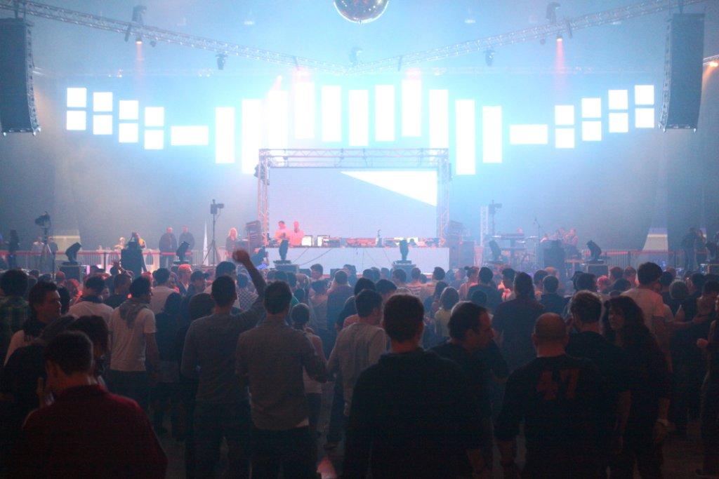 Das SEMF soll sich als Festival etablieren. Foto: Beytekin