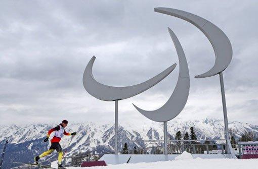 Ukraine tritt bei Paralympics an