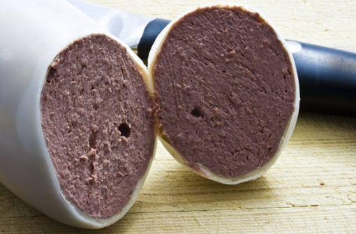 Hungriger Ladendieb stiehlt Leberwurst und beleidigt Polizisten