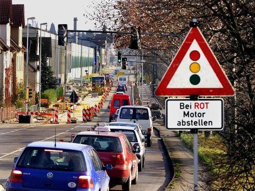 Am Sonntag war im Stadtbezirk Stuttgart-Nord wenig Feinstaub in der Luft