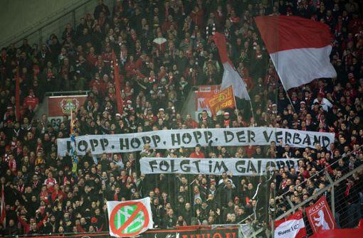 Der Fall Dietmar Hopp: Warum Schmähungen zum Fußball gehören