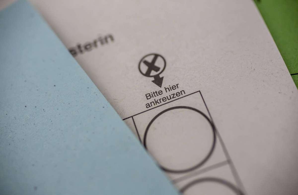 Am 29. November dürfen die Stuttgarter wieder ihre Stimme abgeben. (Symbolbild) Foto: Manngold/via www.imago-images.de