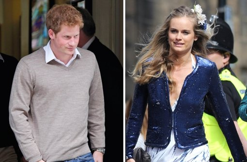 Wie ernst ist es Harry mit Cressida Bonas?