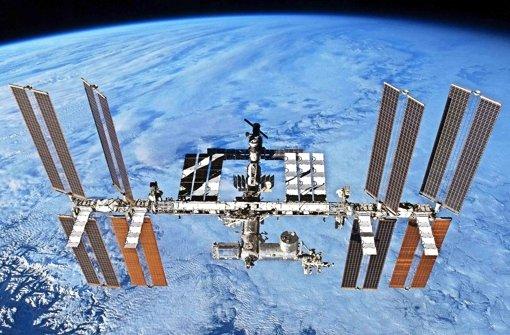 Eine Raumstation ganz alleine für Russland