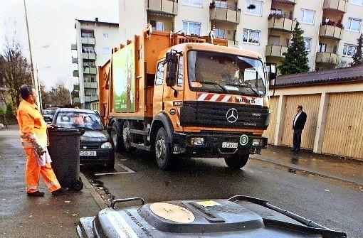 Müllgebühren steigen erneut