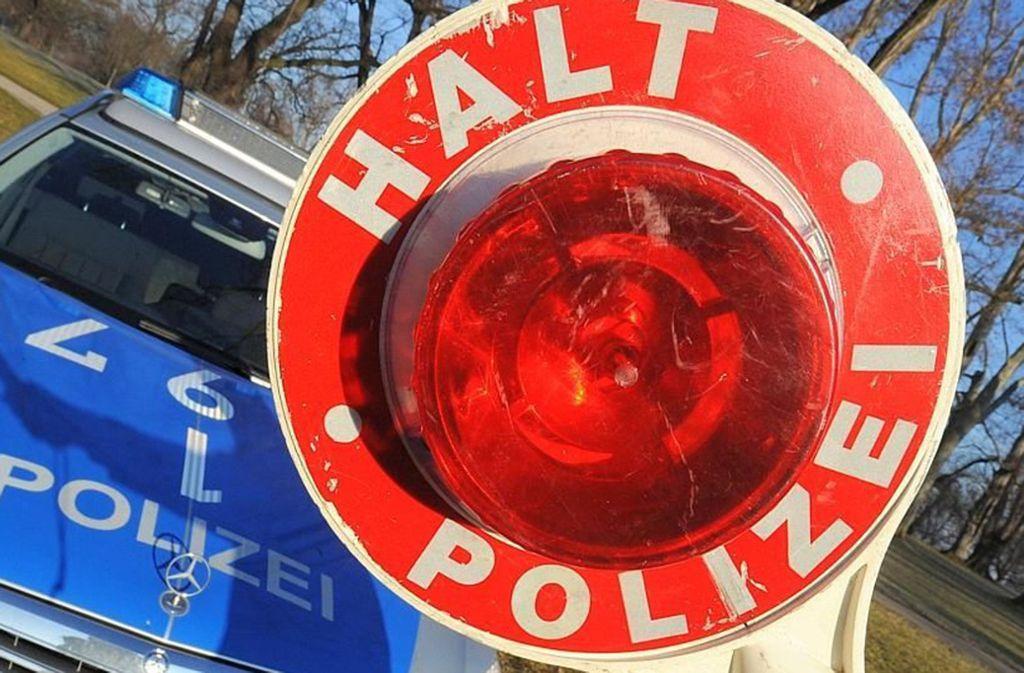 Bei einer Verkehrskontrolle hat die Polizei den richtigen Riecher gehabt. Foto: dpa