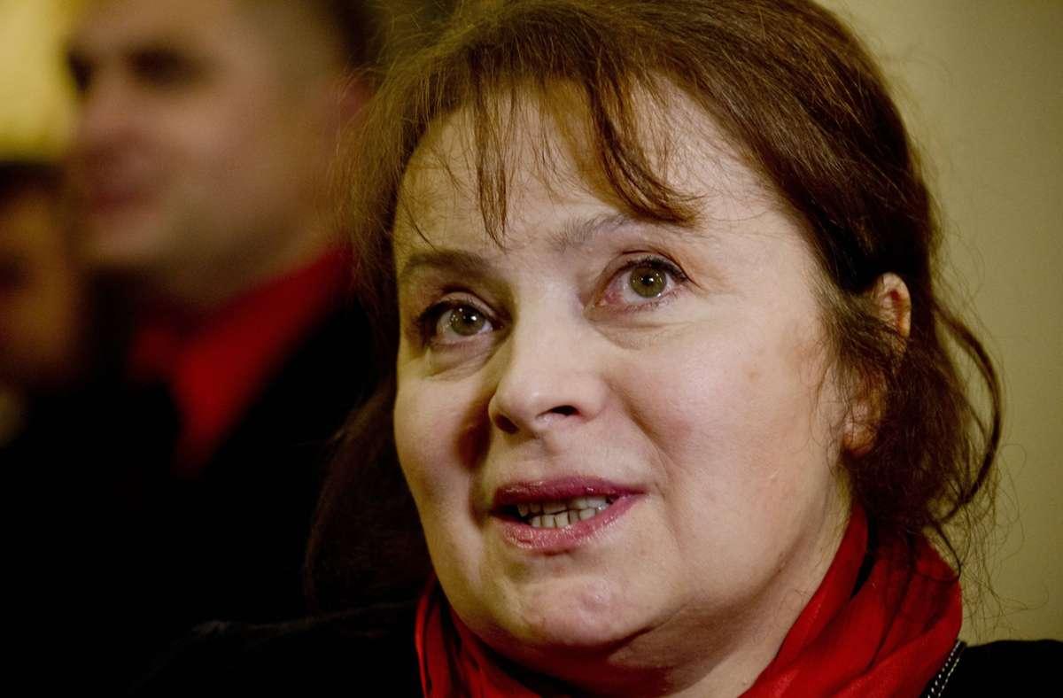 """Libuse Safrankova hat einst in """"Drei Haselnüsse für Aschenbrödel"""" gespielt. Foto: imago images/CTK Photo/Vit Simanek"""