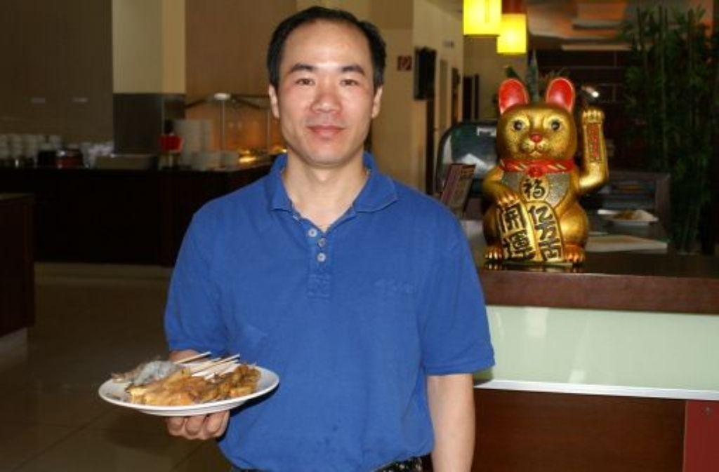 Hong De Liu mag es gerne scharf. Foto: Rebecca Anna Fritzsche