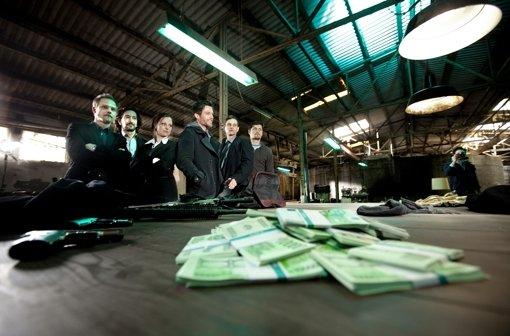 Gesetzlose in der Lederfabrik