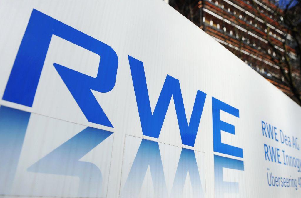 Der Essener Energiekonzern RWE muss einen Milliardenverlust verdauen. Foto: dpa