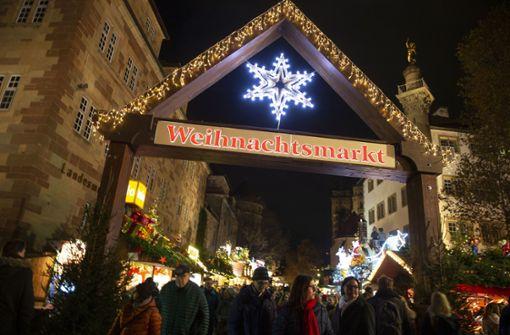 Was wird aus den Weihnachtsmärkten?