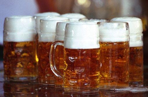 """Das """"Bier von hier"""" ist sauber"""
