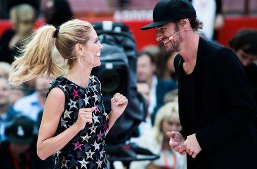 Thomas Hayo hört bei Heidi Klum auf