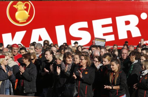 The employees in  North Rhine-Westphalia (in the image: Viersen)  dümay hope again. Photo: dpa