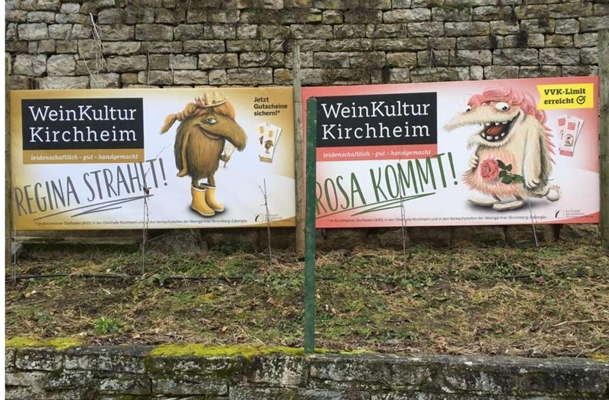 In Sachen Marketing sind die fleißigen Kirchheimer ebenfalls weit vorne dabei. Foto: Michael /Weier