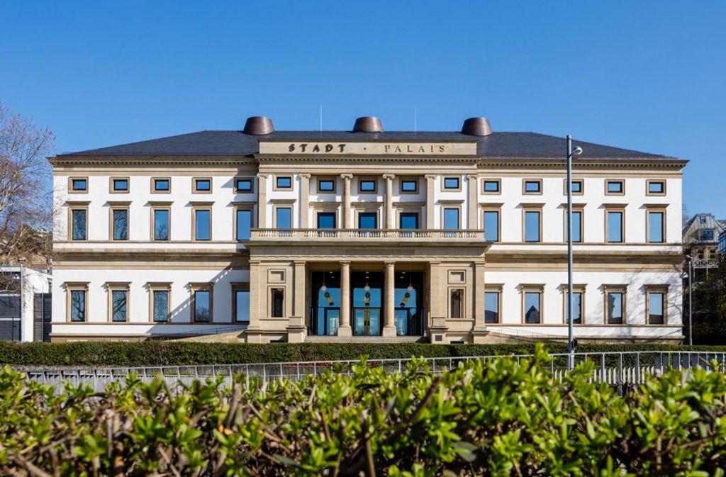 Neustart: das neue Stadtpalais stellt die Geschichte der Stadt Stuttgart unterhaltsam vor. Foto: Stadtpalais