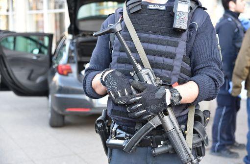 Ermittlungen gegen Polizisten nach Schüssen