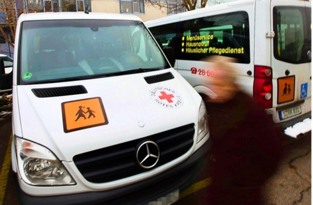 Das Rote Kreuz hat Probleme, den Vertrag mit der Stadt zu erfüllen Foto: Michael Steinert
