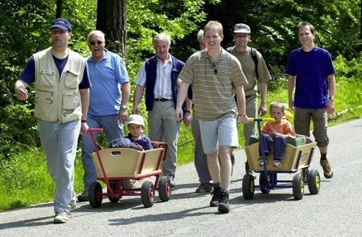 Vatertagsfest beim Waldheim